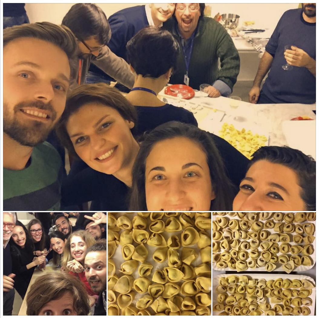Teamcooking di WE_Gastameco – i nuovi Ostelli di Bologna e Venezia
