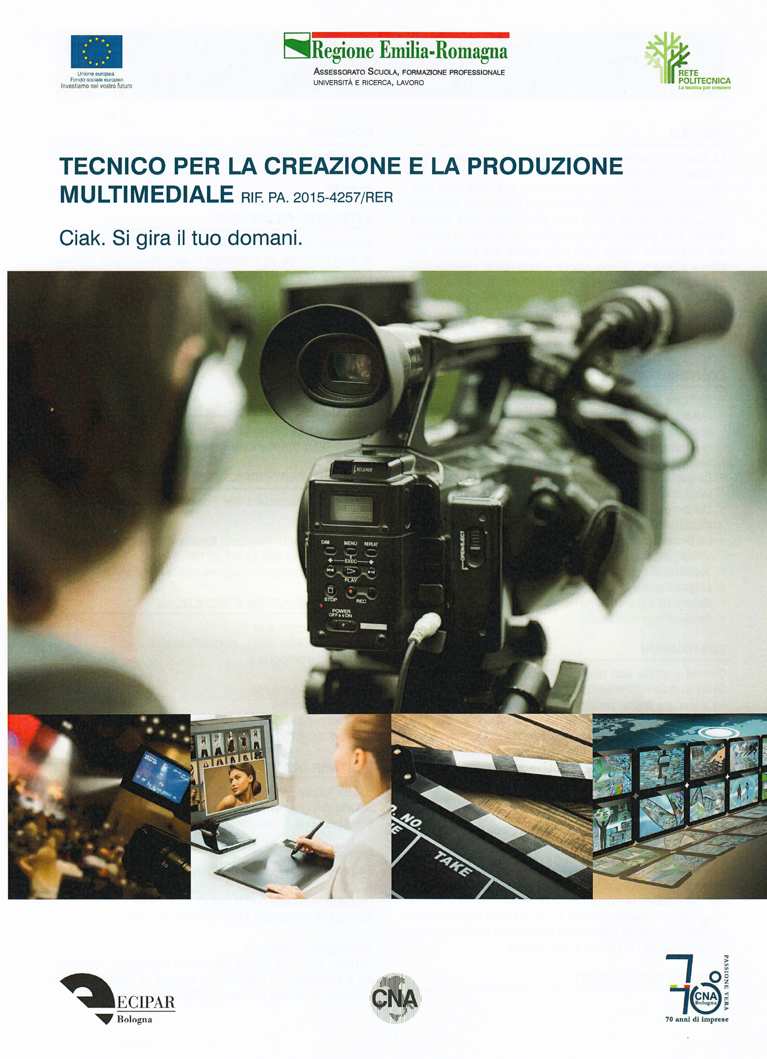 Project Management e Business Planning per i creativi del multimedia