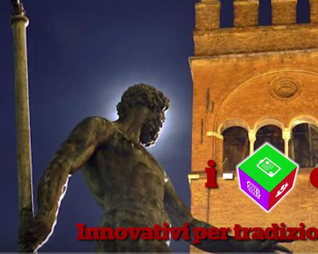 ICubER – Format sull'innovazione per Lepida TV – Regione Emilia Romagna