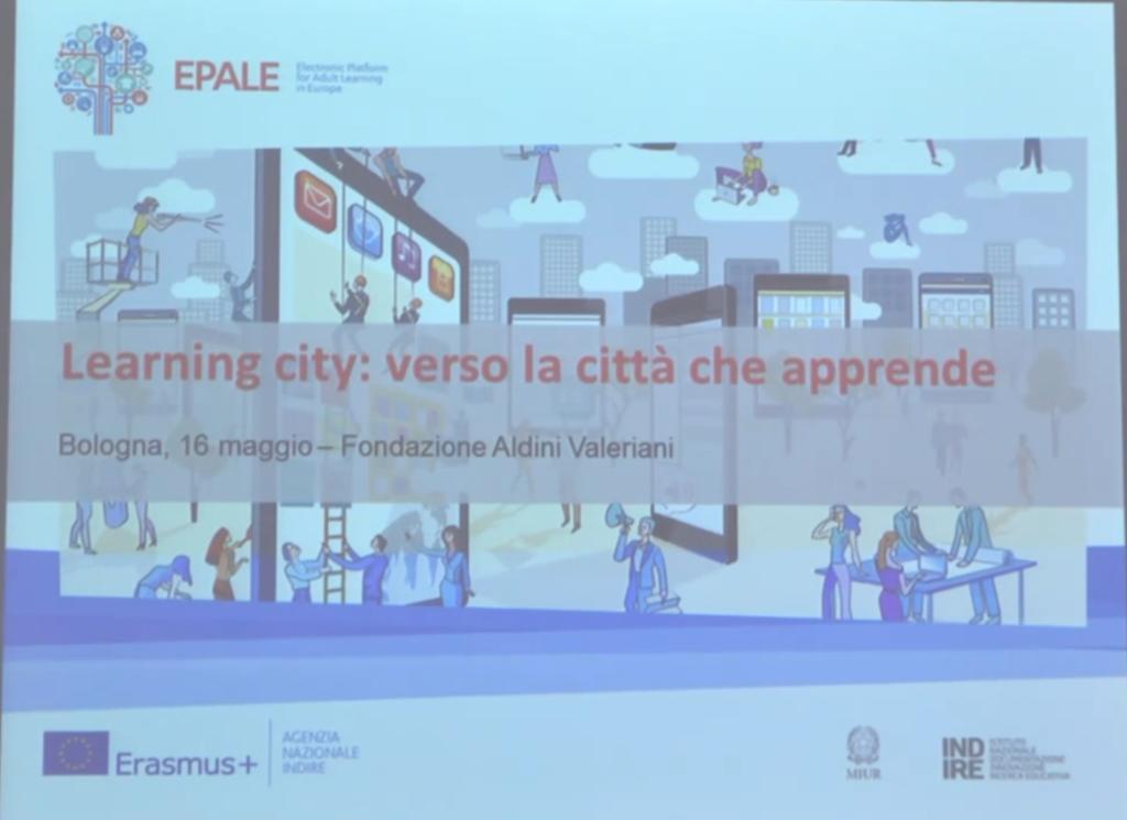 Learning City Bologna: verso la città che apprende