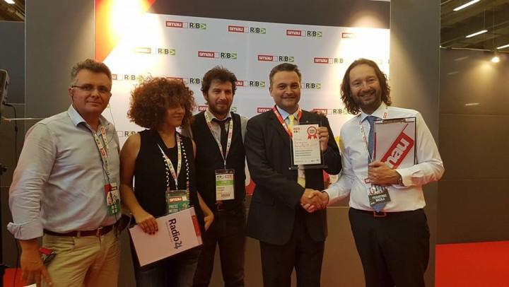 Premio Innovazione Smau R2b ad ICUBer: i protagonisti dell'innovazione in ER