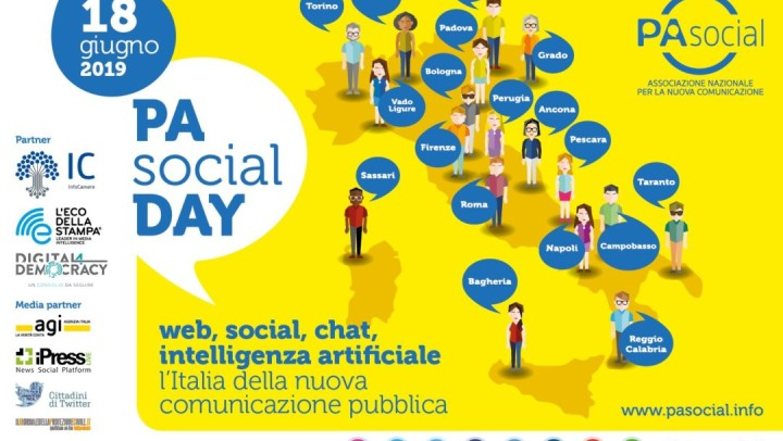 Innovazione 2020 | PA Social Day  Francesco Di Costanzo – PA Social Stories